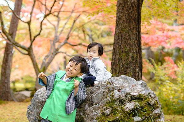 福知山市・舞鶴市・綾部市で紅葉と写真撮影!フォトスタジオくくるくう